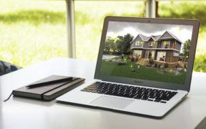 Clickable Coverage Laptop